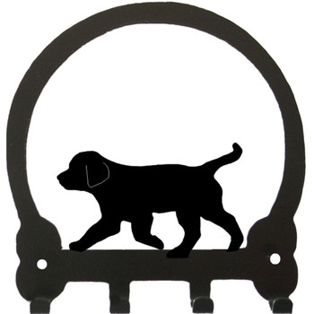 Sweeney Ridge Puppy Key Rack