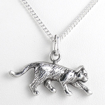 Fine Arf Cat Charm Necklaces
