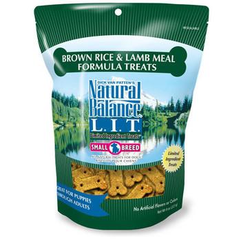 Natural Balance LIT Lamb and Brown Rice Treats