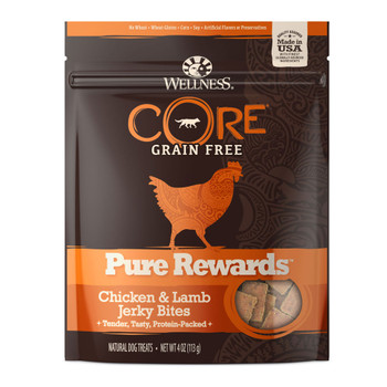 Wellness Core Pure Rewards Chicken and Lamb