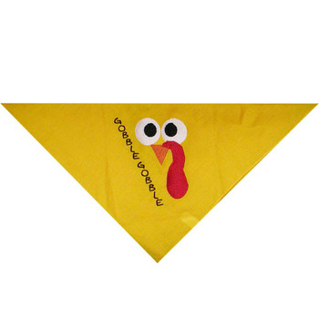 Bird Dawg Embroidered Thanksgiving Bandana