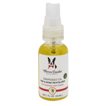 Warren London Grapeseed Oil Paw and Nose Revitalizer for Dogs