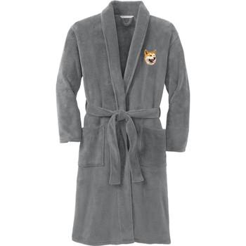 Bird Dawg Port Authority Plush Microfleece Robe