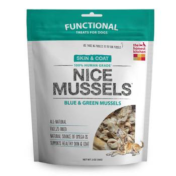 Honest Kitchen Nice Mussels 2 ounce