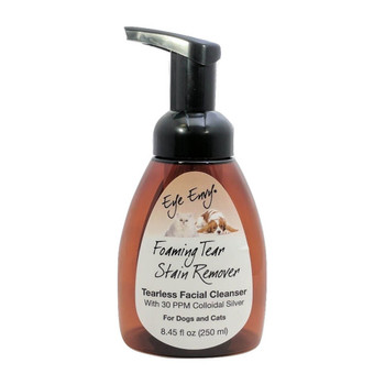 Eye Envy Foaming Tear Stain Remover & Tearless Facial Cleanser 8.45oz