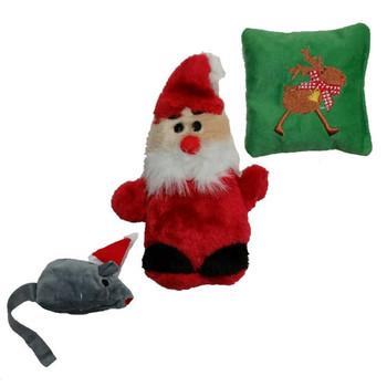 Bavarian Holiday Cat Toys
