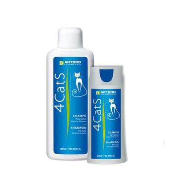 Artero Cosmetics 4 Cats Shampoo