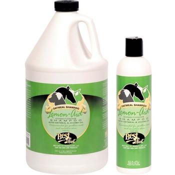 Best Shot Lemon Aid Oatmeal Shampoo