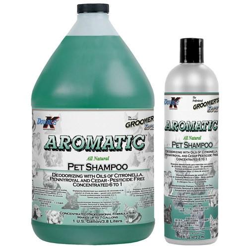 Double K Groomers Edge Aromatic Shampoo