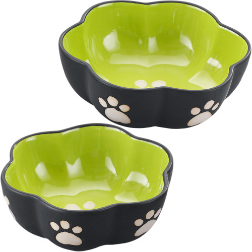 SPOT Vienna Dog Bowl 5 or 7 inch Green