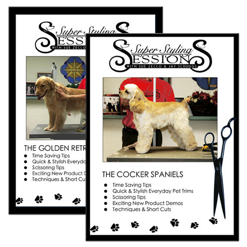 Super Styling Sessions DVDs - Sporting Breeds
