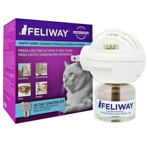 Feliway Classic Diffuser Starter Kit