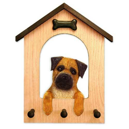 Michael Park Breed Doghouse Leash Holder