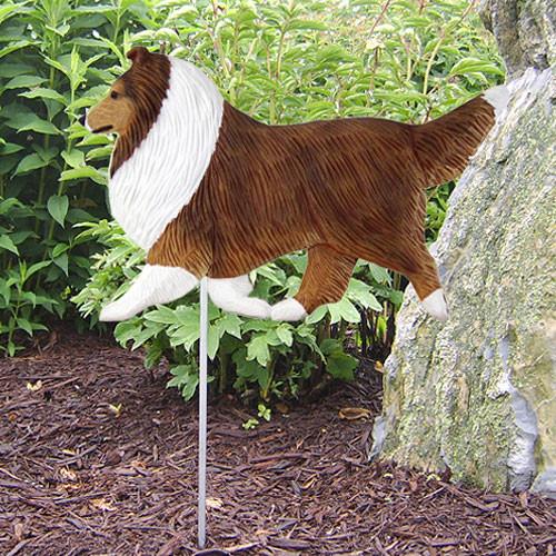 Michael Park Dog Breed Garden Stake