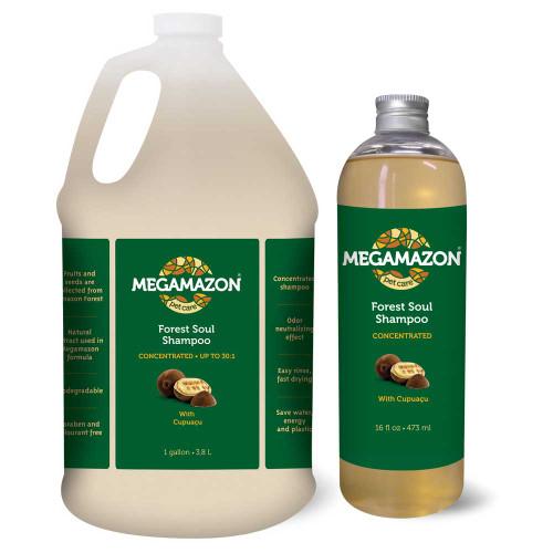 Megamazon Forest Soul Shampoo