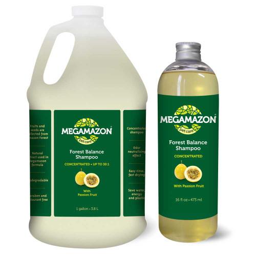 Megamazon Forest Balance Shampoo