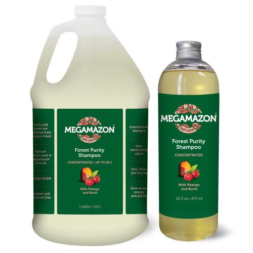 Megamazon Forest Purity Shampoo