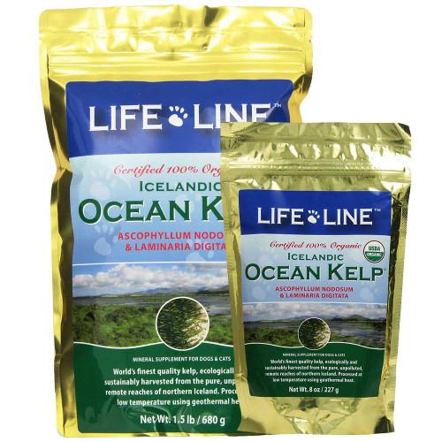 Vet Resource Group Life Line Pet Nutrition Ocean Kelp