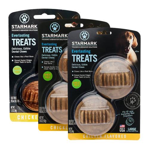 StarMark Everlasting Treats With Dental Ridges