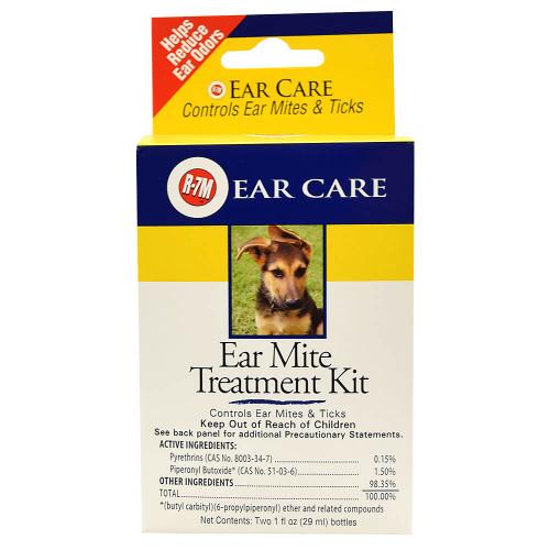 R-7M Ear Mite Treatment Kit