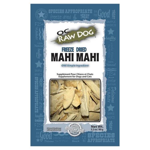 OC Raw Freeze Dried Mahi Mahi Treat 3.2oz