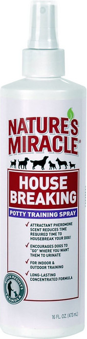 Natures Miracle Housebreaking Spray 16oz
