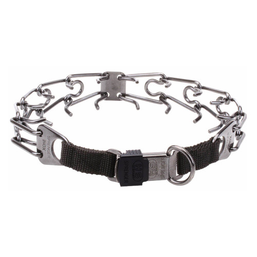 Herm Sprenger Prong Collar with Buckle