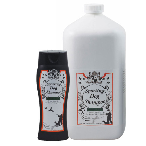 Crown Royale Sporting Dog Formula #16 Shampoo for Hard and Wiry Coats