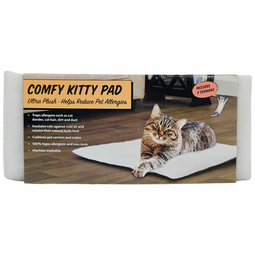 Arlee Cat Napz Comfy Kitty Pad 2 pack