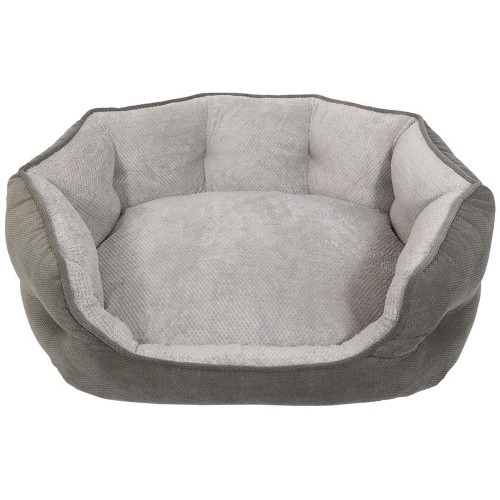 Arlee Hudson Ortho Cozy Bed in Charcoal