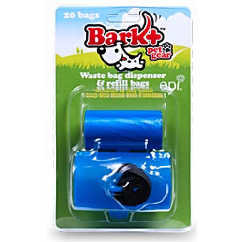 Bark Plus Dispenser BLUE