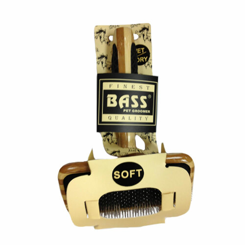 BASS Soft Slicker Style Pet Groomer