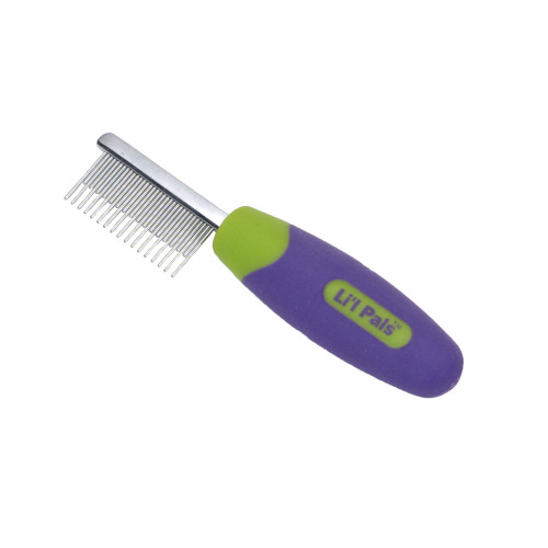 Lil Pals Shedding Comb for Little Dogs