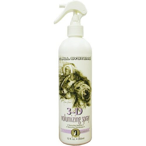 1 All Systems 3-D Volumizing Spray, 12oz