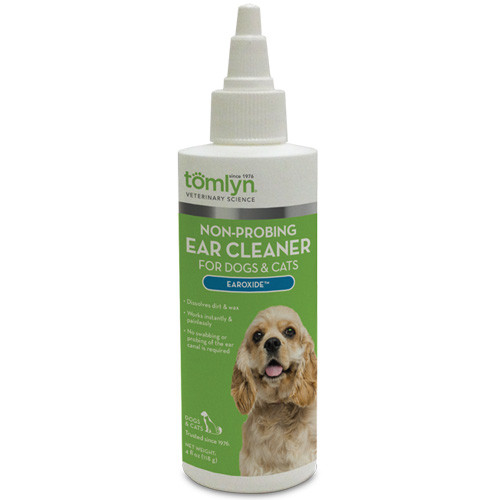 Tomlyn Earoxide for Dogs and Cats 4oz