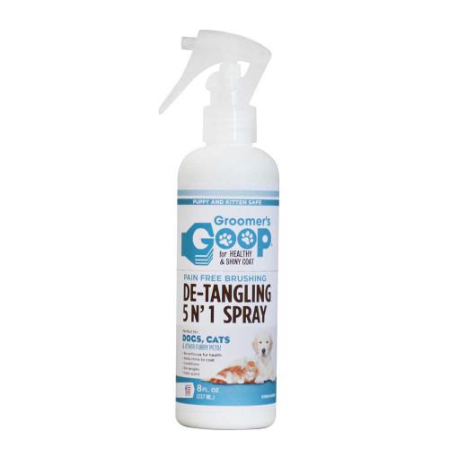 Groomers Goop Detangling 5 in 1 Spray