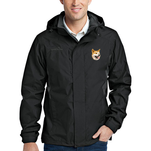 BirdDawg Embroidered Mens Rain Jackets