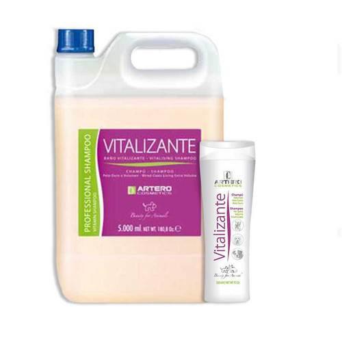 Artero Cosmetics Vitalizante Shampoo