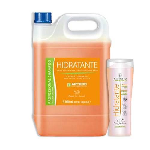 Artero Cosmetics Hidratante Shampoo