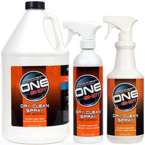 Best Shot One Shot Dry Clean Spray