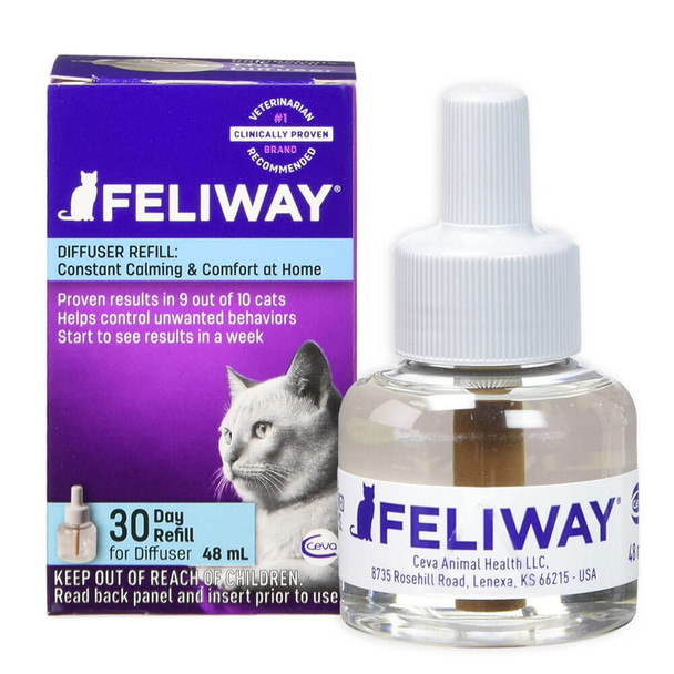 Feliway Classic Diffuser 30-Day Refill