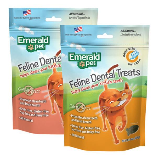 Smart N Tasty Feline Dental Treats