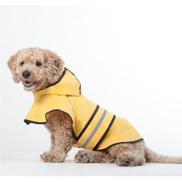 Fashion Pet Rainy Days Slicker - Yellow