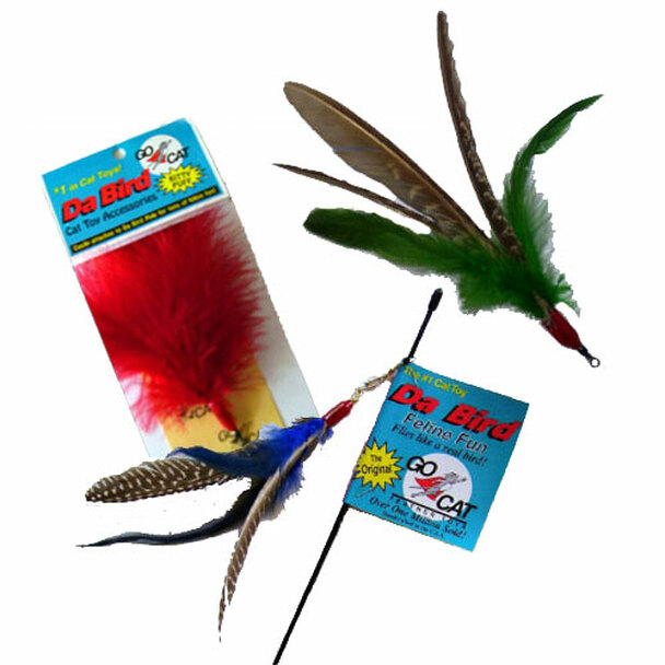 Da Bird Cat Toys