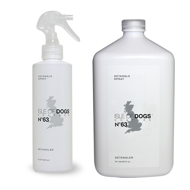 Isle of Dogs COATURE No 63 Detangling Conditioning Mist