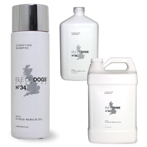 Isle of Dogs Coature No 34 Clarifying Shampoo