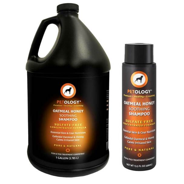 Petology Oat and Honey Shampoo