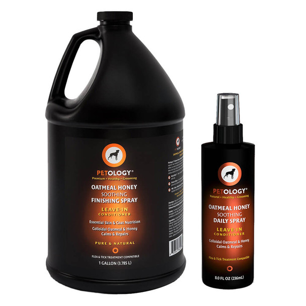 Petology Oat and Honey Conditioner Spray