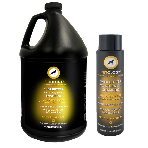 Petology Shea Butter Shampoo