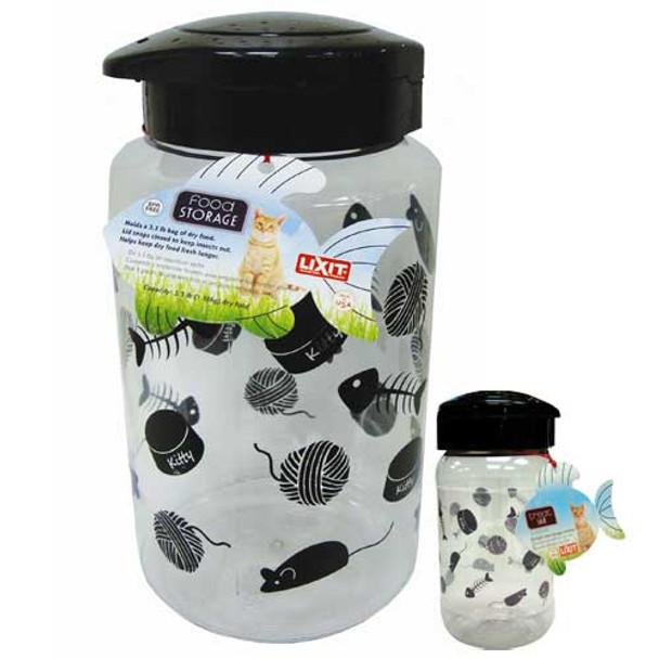 Lixit Cat Treat Jars